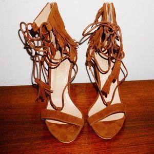 Adriena New York Strappy Heels